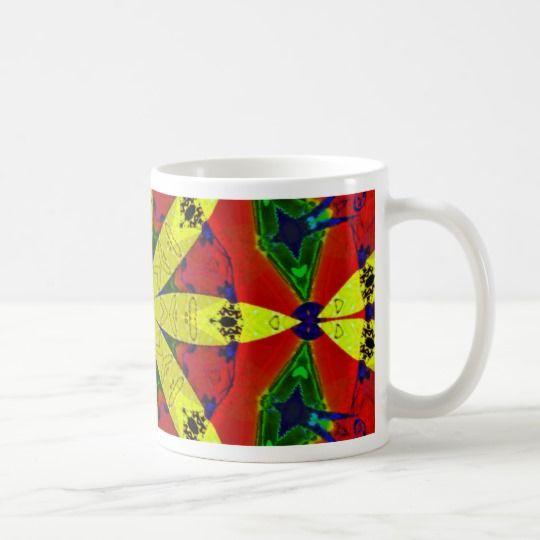 Energy Flower Mugs