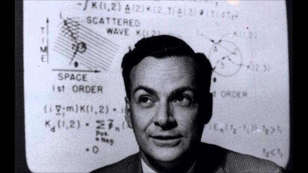 You Can Now Access All Of Richard Feynman's Physics Lectures For Free http://io9.com/you-can-now-access-all-of-richard-feynmans-physics-lect-1627809095