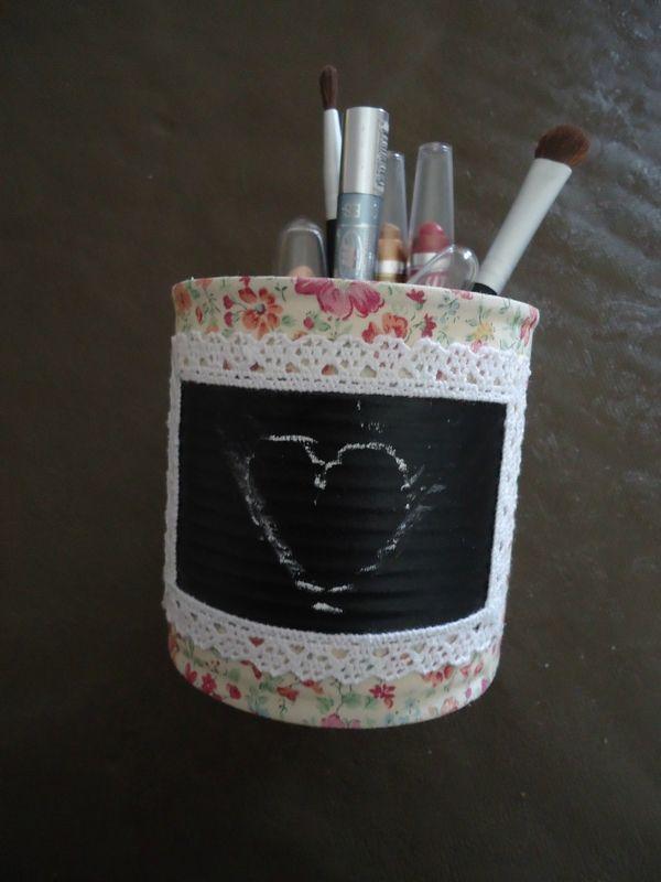 18 best boites de conserve images on Pinterest Tin lunch boxes - bombe de peinture aluminium