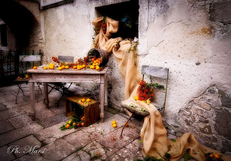 In the old courtyard by Stefano Marsi on 500px