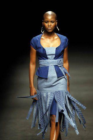 Designer - Bongiwe Walaza #AfricaFashion #AfricanPrints