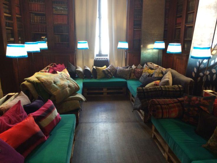 Paris Deco Off January 2014 | Elitis Cushion Collection
