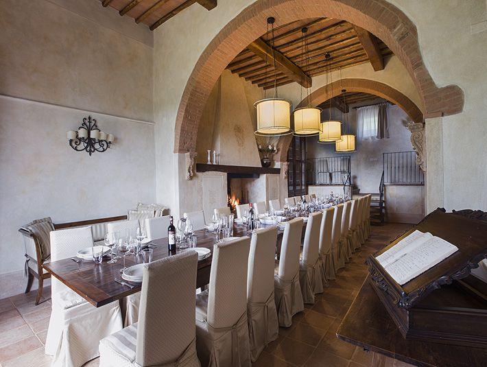Italy Villa Rentals - Villa Rental in Barberino Val d'Elsa, Tuscany - Villa Florentine  | Parker Villas