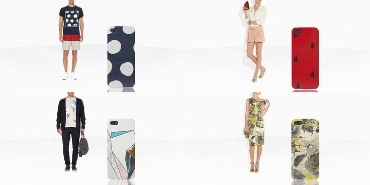 Etui na iPhone 4/4s 5 wzór w stylu Twojego ubioru!