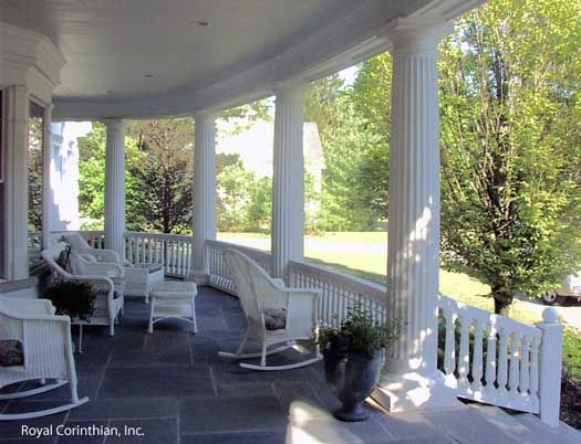 1000 Ideas About Front Porch Columns On Pinterest Porch