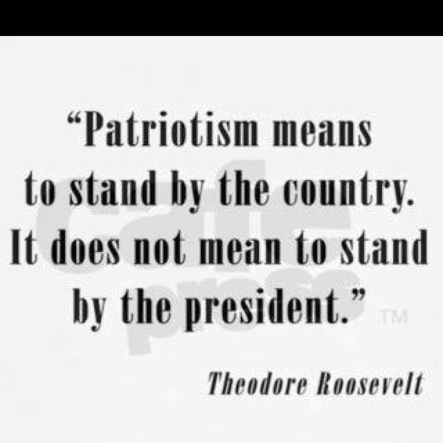 I definitely do not stand by the current president...: Thoughts, Theodore Roosevelt, Theodoreroosevelt, Quotes, U.S. Presidents, God Blessed, Things, Usa, Country