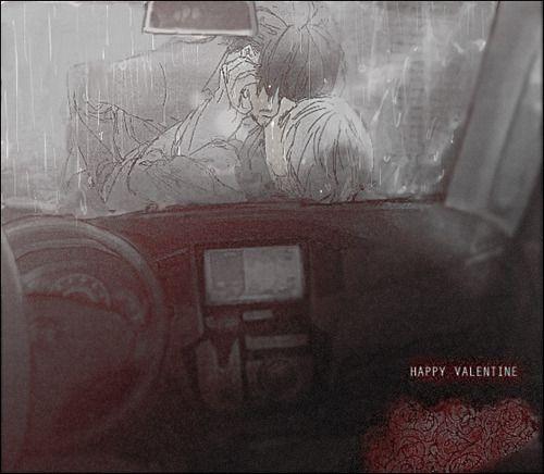 Stony blue valentine???