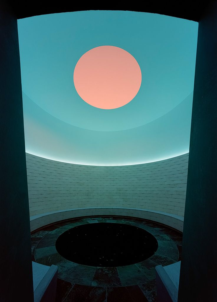 "JamesTurrell, The Way of Color is a ""Skyspace,"""