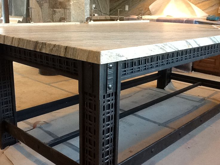 Delightful Best 25+ Kitchen Prep Table Ideas On Pinterest | Metal Kitchen Island,  Pallet Work Bench And Mobile Table