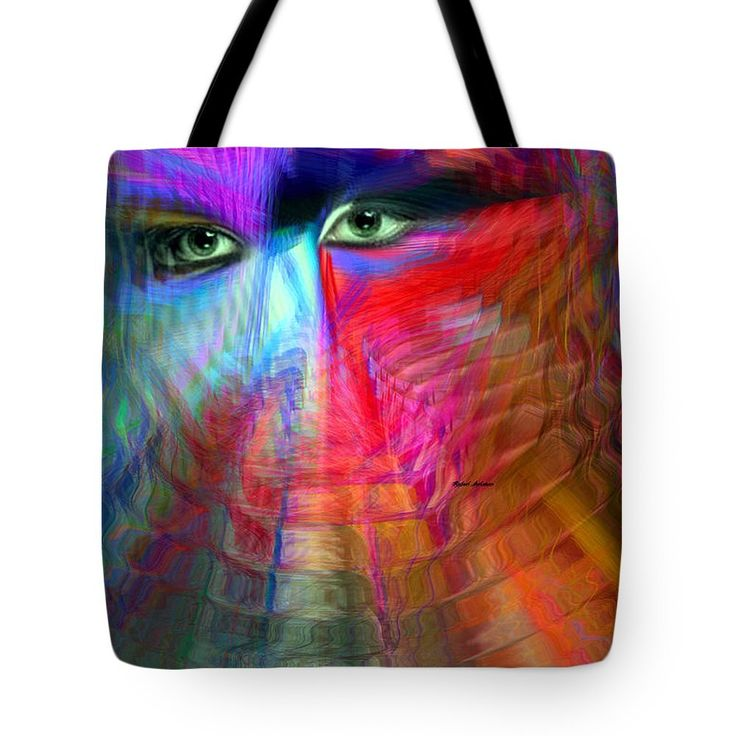 Tote Bag - I Am Right Here For You