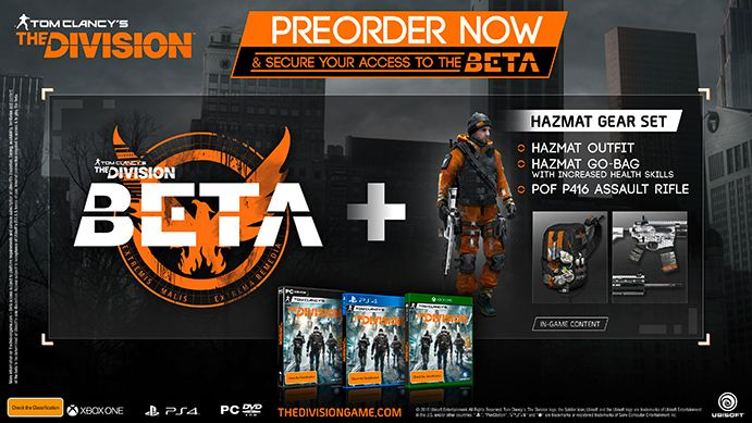 Tom Clancy's The Division Sleeper Agent Edition - EB Games Australia