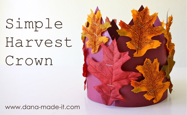 Crafting with the kids: Harvest Queen | MADE