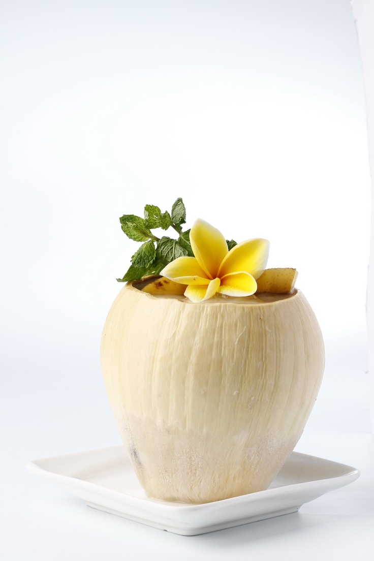 The name of this cocktail is taken from one of the famous place in Thai, Ban Bai Pattaya!