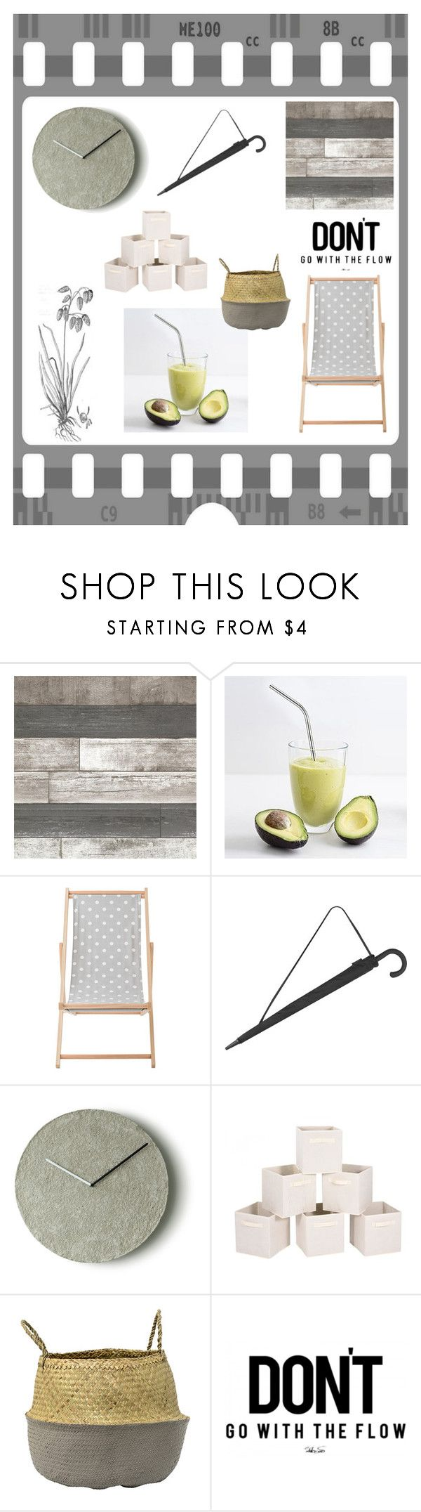 Simple Grey by ioakleaf on Polyvore featuring interior, interiors, interior design, home, home decor, interior decorating and Bloomingville