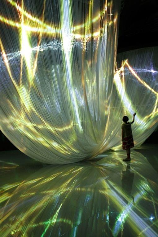 Installation by Nobuhiro Shimura