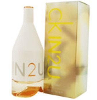 Ck In2U Edt Spray 5 Oz By Calvin Klein