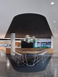 Scope Architekten Verwandelt Den Corporate Campus Der Deutschen Software Giant SAP