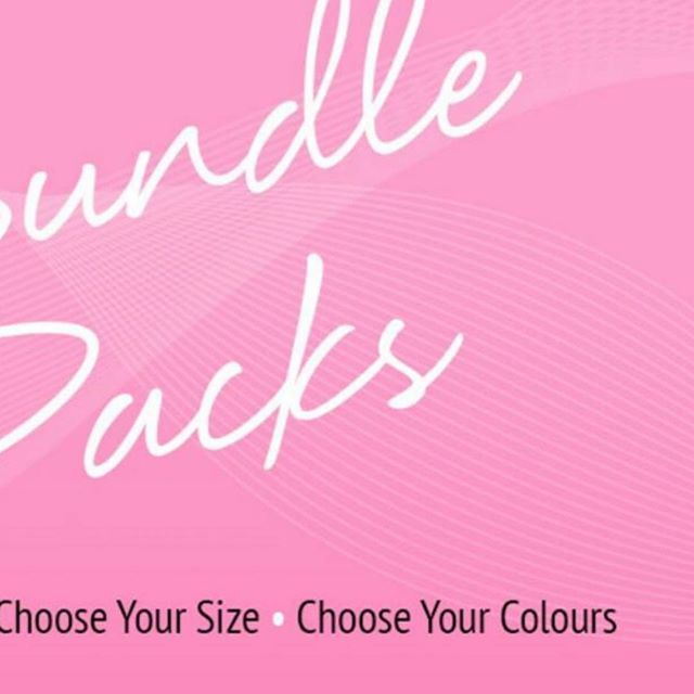 When it's more fun in a bundle! Choose your style, colour and sizes.modibodiaustralia