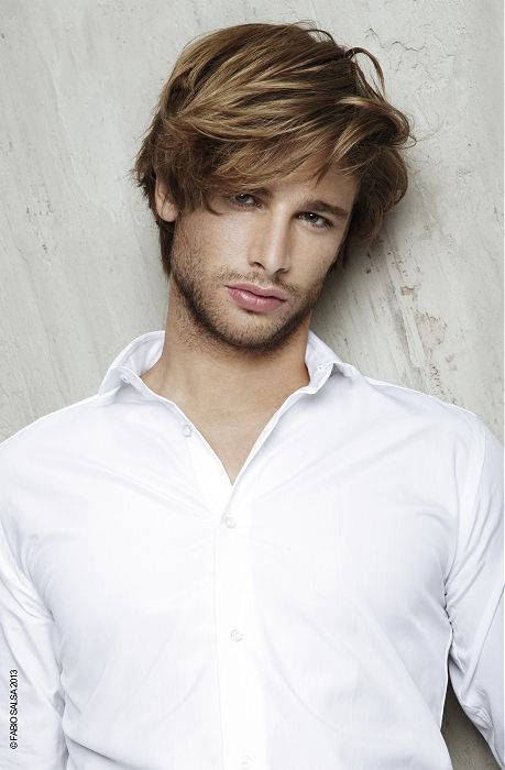 Fabio Salsa - long brown straight hair styles (20030)