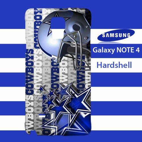 Dallas Cowboys Helmet Samsung Galaxy Note 4