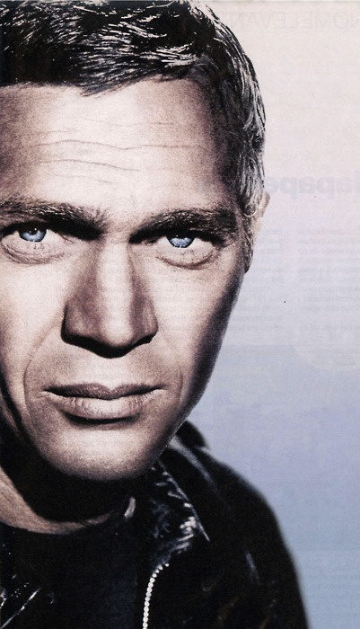 Steve McQueen. A relatively short life filled with exceptional roles.