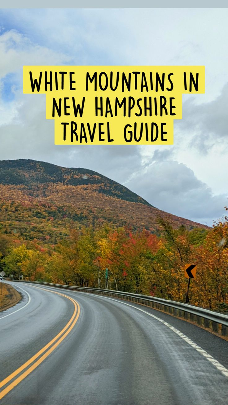 Mount Washington, Us Destinations, White Mountains, Fall Wallpaper, I Want To Travel, Road Trip Usa, Travel Abroad, New Hampshire, Hiking Trails