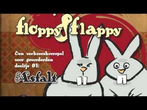 Hoorspel over het verkeer: Floppy en Flappy