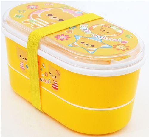 Bento Box kawaii bear