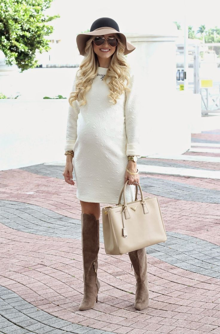 Best 20 cute maternity dresses ideas on pinterest summer maternity wear 30 outfits for a stylish pregnancy style advisor ombrellifo Images