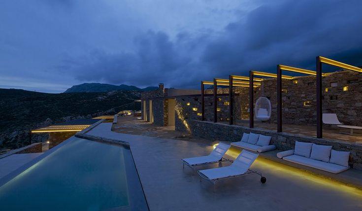 Vacation Residence At Lia - Livadi- Serifos Greece