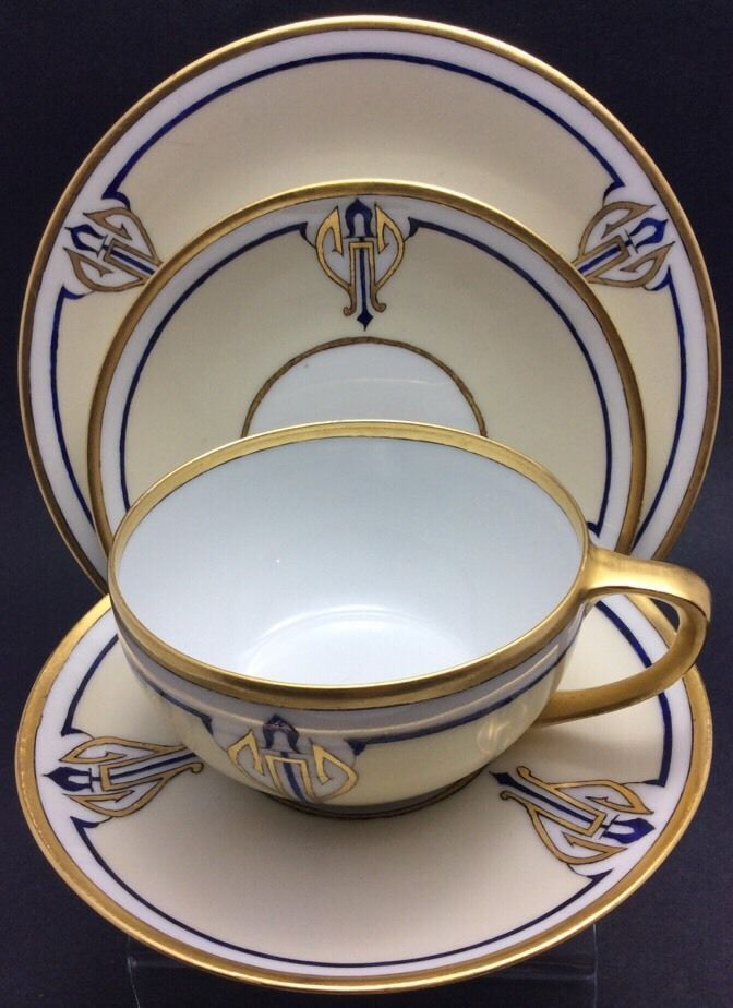 461 best images about Art Deco Dinnerware on Pinterest