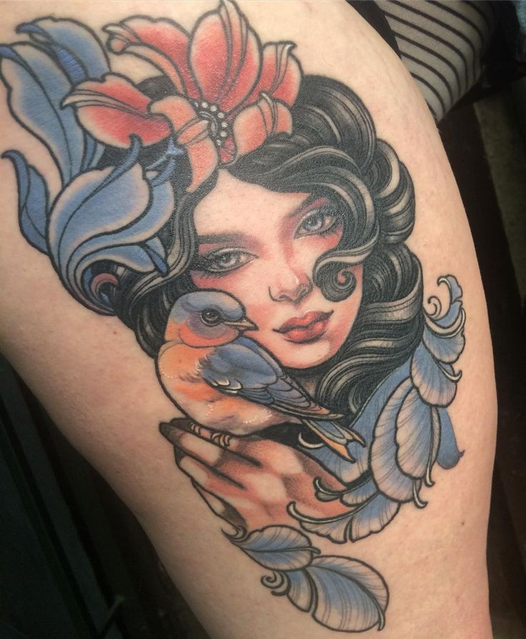 265 best neotraditional tattoo images on pinterest for How much for a tattoo