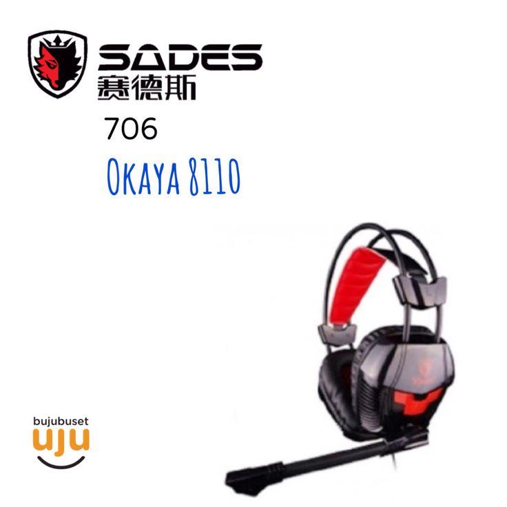 Sades 706 (Okaya 8110) Red IDR 184.999