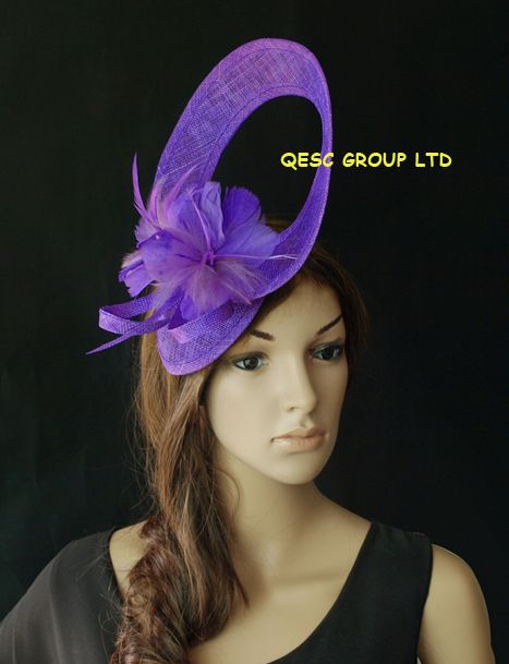 Compare Prices on Purple Fascinator- Online Shopping/Buy Low Price ...