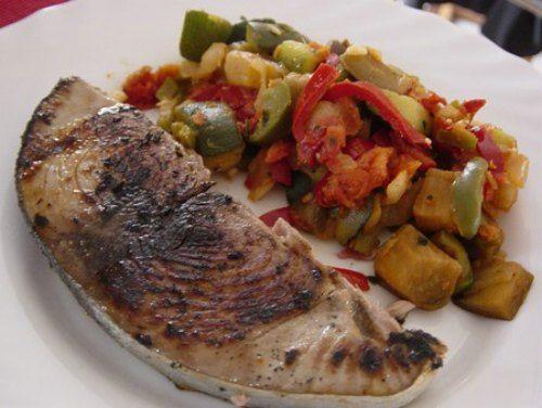 Les Meilleures Idées De La Catégorie Recette Steak De Thon Sur - Cuisiner du thon rouge