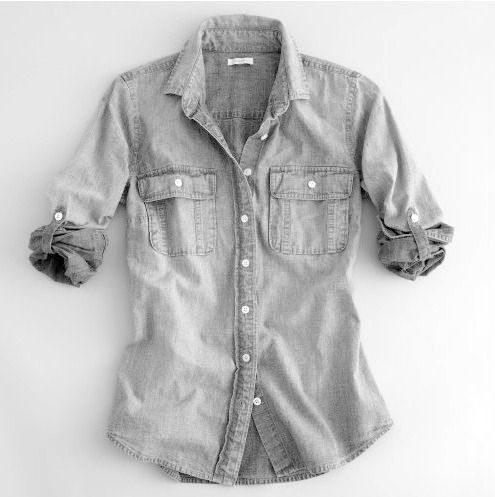 #1 item on my wishlist right now: Chambray