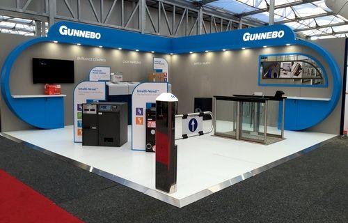 Gunnebo Custom Display, 2015.