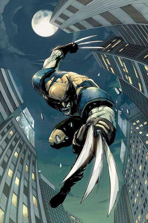 astonishingx:  Wolverine by Pat Lee