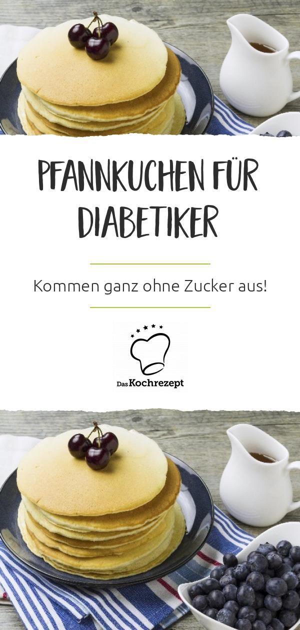 Rezept pfannkuchen diabetiker