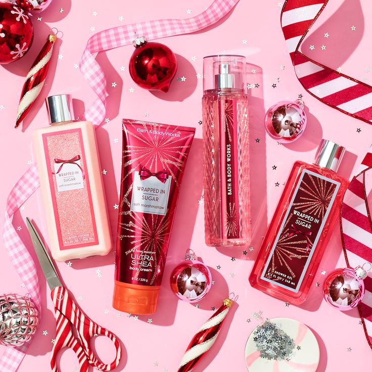 The yummiest party treat! You'll be sparkling like sugar with NEW Wrapped in Sugar!