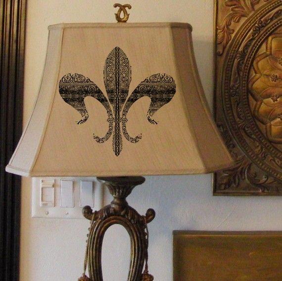 Fleur de Lis Ornate Oriental Carpet Intricate French by Graphique, $1.00