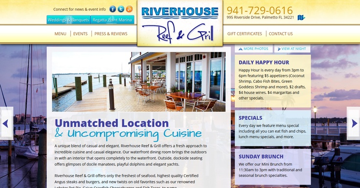 The Riverhouse Restaurant Tampa Fl