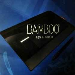 The Best tool for Artists, (graphic Artists) in particular is here! The Wacom Bamboo Pen and Touch is what I have for all my artistic, graphic...
