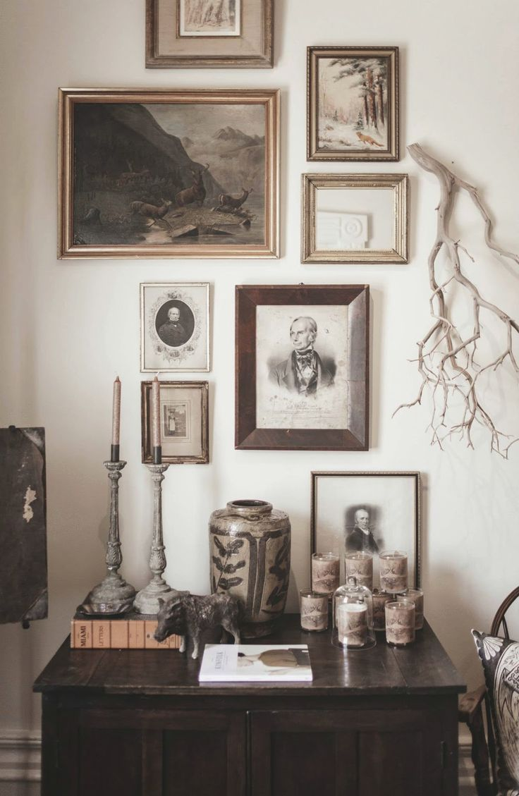 Vintage Home Accents ~ The New Victorian Ruralist