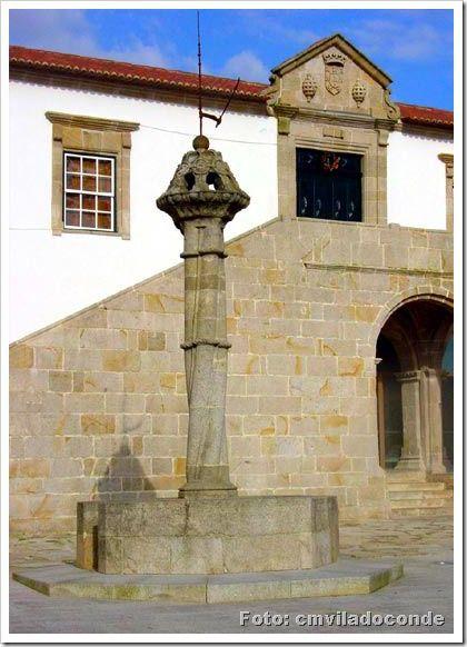 Pelourinho Vila do Conde - Foto CMViladoConde