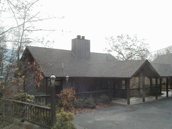 Crown Point Cabin Rental Near Pigeon Forge