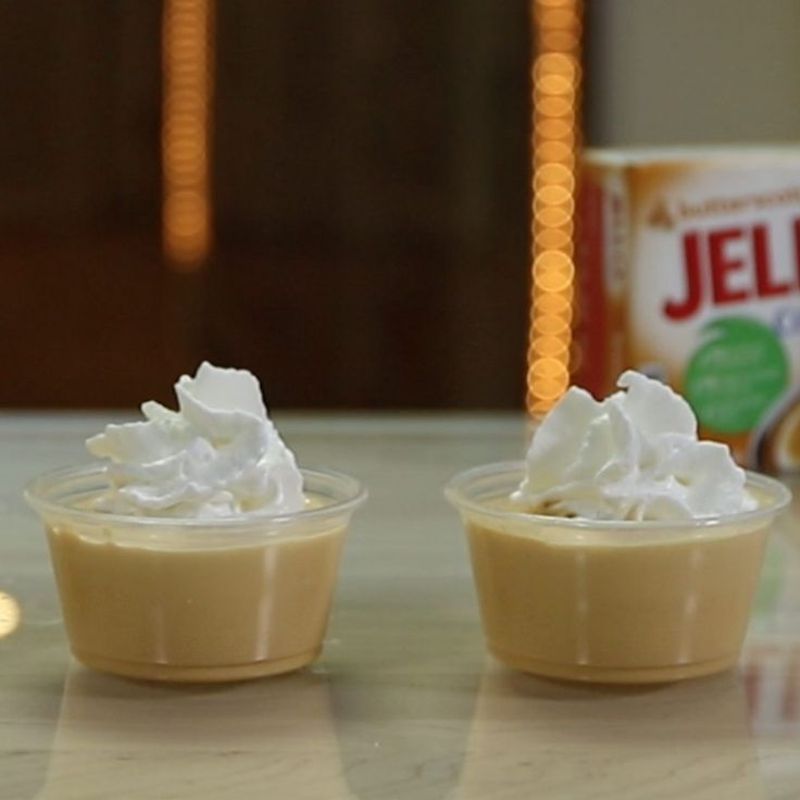 BUTTERY NIPPLE PUDDING SHOTS 1 1/2 oz. (45ml) Irish Cream 1 1/2 oz. (45ml) Butterscotch Schnapps 3 oz. (90ml) Milk 1/2 Packet Butterscotch Pudding 1/2 Tub Whipped Topping Garnish: Whipped Cream PREPARATION 1. Add pudding mix, milk, irish cream and buttershots to small bowl and whisk to combine. 2. Fold in cool whip, combine and spoon into small cups. Place in fridge to set. 3. Before serving top with whipped cream. DRINK RESPONSIBLY!