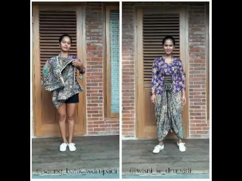 9 best How To Wear Kain Batik images on Pinterest  Batik dress