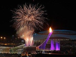 Cérémonie de l'ouverture des Jeux de Sotchi 2014, finale