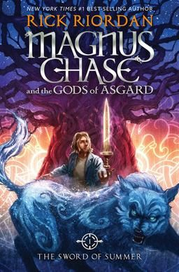 45 best ya series to read images on pinterest ya books book lists magnus chase and the gods of asgard by rick riordan fandeluxe Images